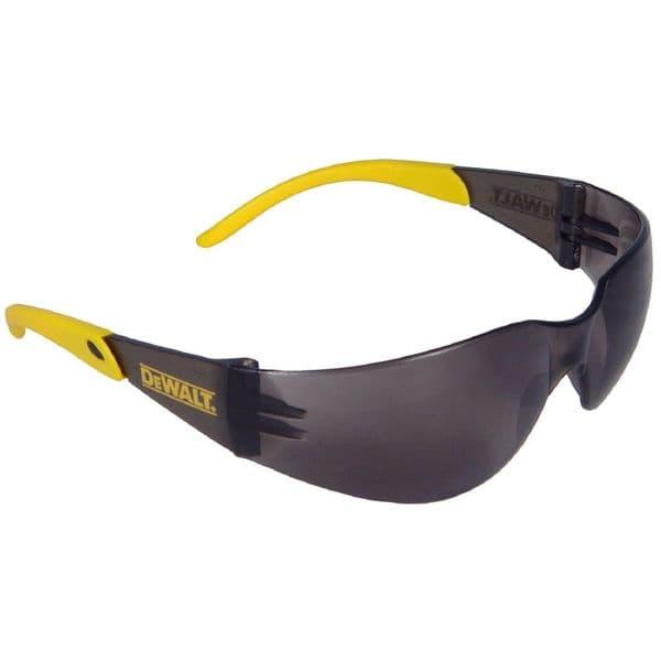 Dewalt Protector DPG54 Eyewear Charchoal/Yellow